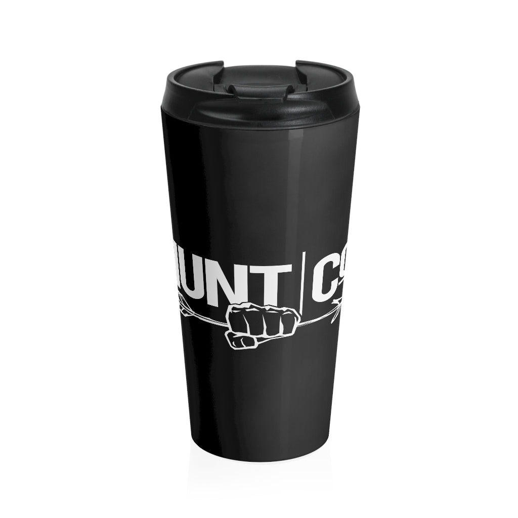 HuntCo Stainless Steel Travel Mug