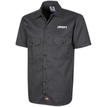 Load image into Gallery viewer, Larsen's Custom Details Men's Short Sleeve Workshirt