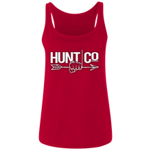 Load image into Gallery viewer, HuntCo Ladies' Relaxed Jersey Tank