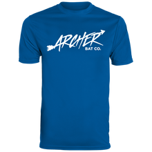 Load image into Gallery viewer, Archer Bat Co Men's Wicking T-Shirt
