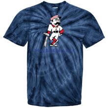 Load image into Gallery viewer, Real Baseball Talk 100% Cotton Tie Dye T-Shirt