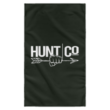Load image into Gallery viewer, HuntCo Sublimated Wall Flag