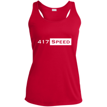 Load image into Gallery viewer, 417 Speed Ladies' Racerback Moisture Wicking Tank