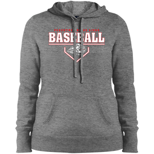 Lions Travel Ball Plate Logo Pullover Hooded Sweatshirt