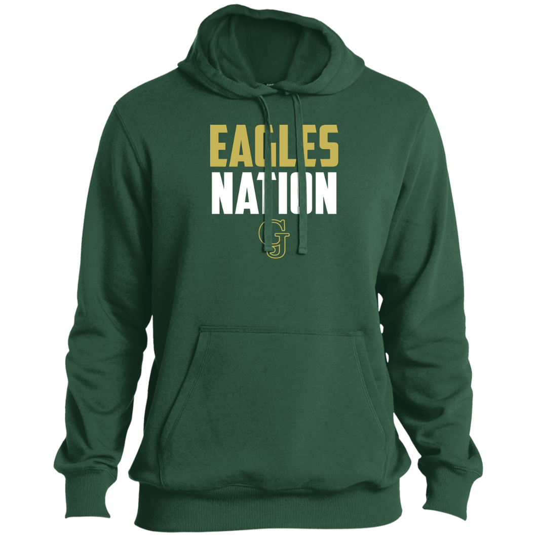 Eagles Nation Pullover Hoodie