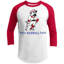 Load image into Gallery viewer, Real Baseball Talk Sporty T-Shirt