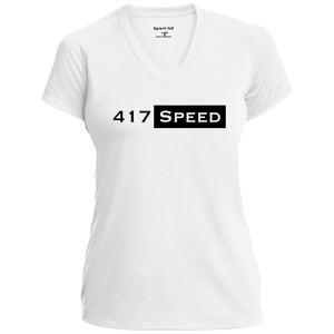 417 Speed Ladies' Performance T-Shirt