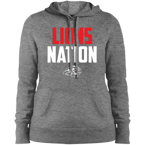 Lions Travel Ball Nation Pullover Hooded Sweatshirt