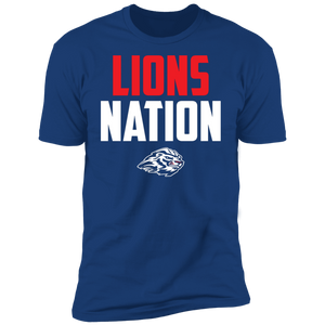 Lions Nation Premium Short Sleeve T-Shirt