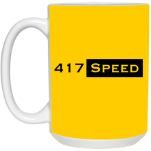 Load image into Gallery viewer, 417 Speed 15 oz. White Mug