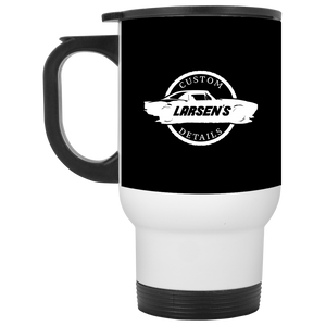 Larsen's Custom Details Travel Mug