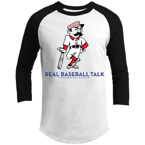 Real Baseball Talk Sporty T-Shirt