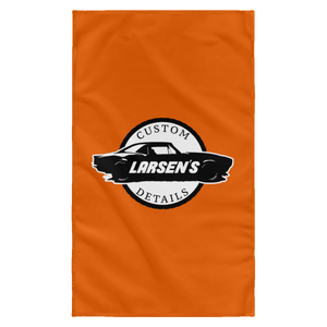 Larsen's Custom DetailsSublimated Wall Flag