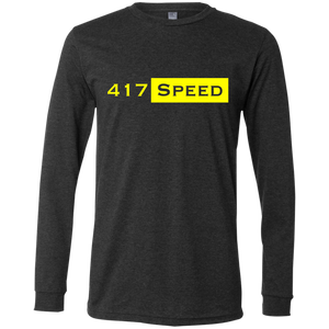 417 Speed Men's LS T-Shirt