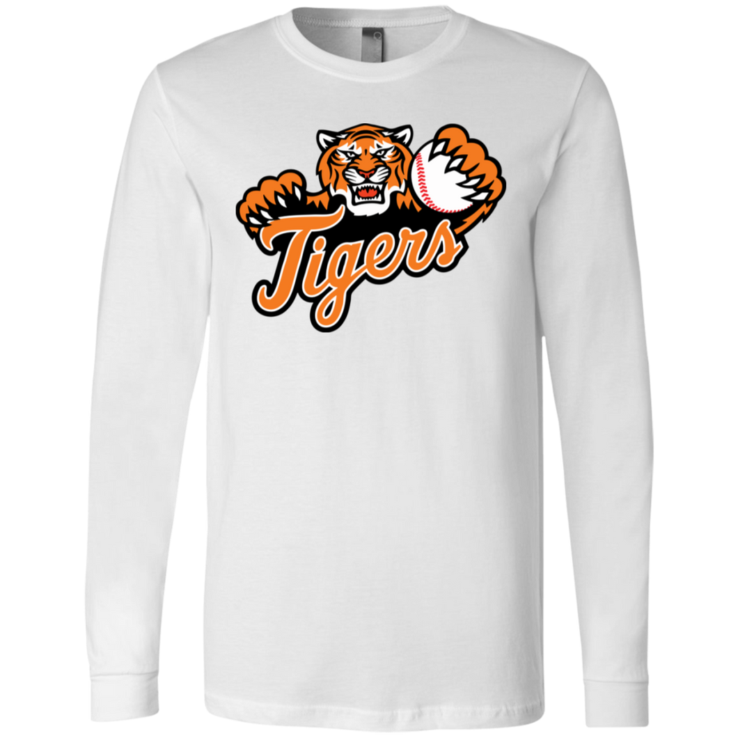 Stockbridge Tigers Men's Jersey LS T-Shirt