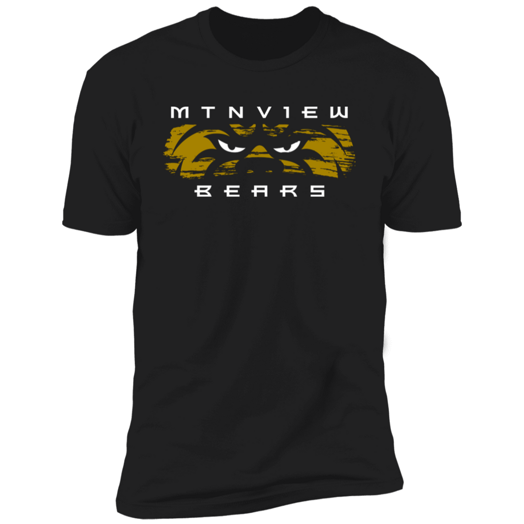 MV Bear Eyes Premium Short Sleeve T-Shirt