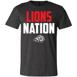Lions Travel Ball Nation Youth Jersey Short Sleeve T-Shirt