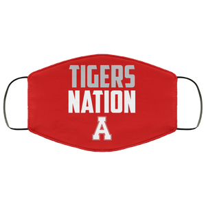 Tigers Nation Face Mask