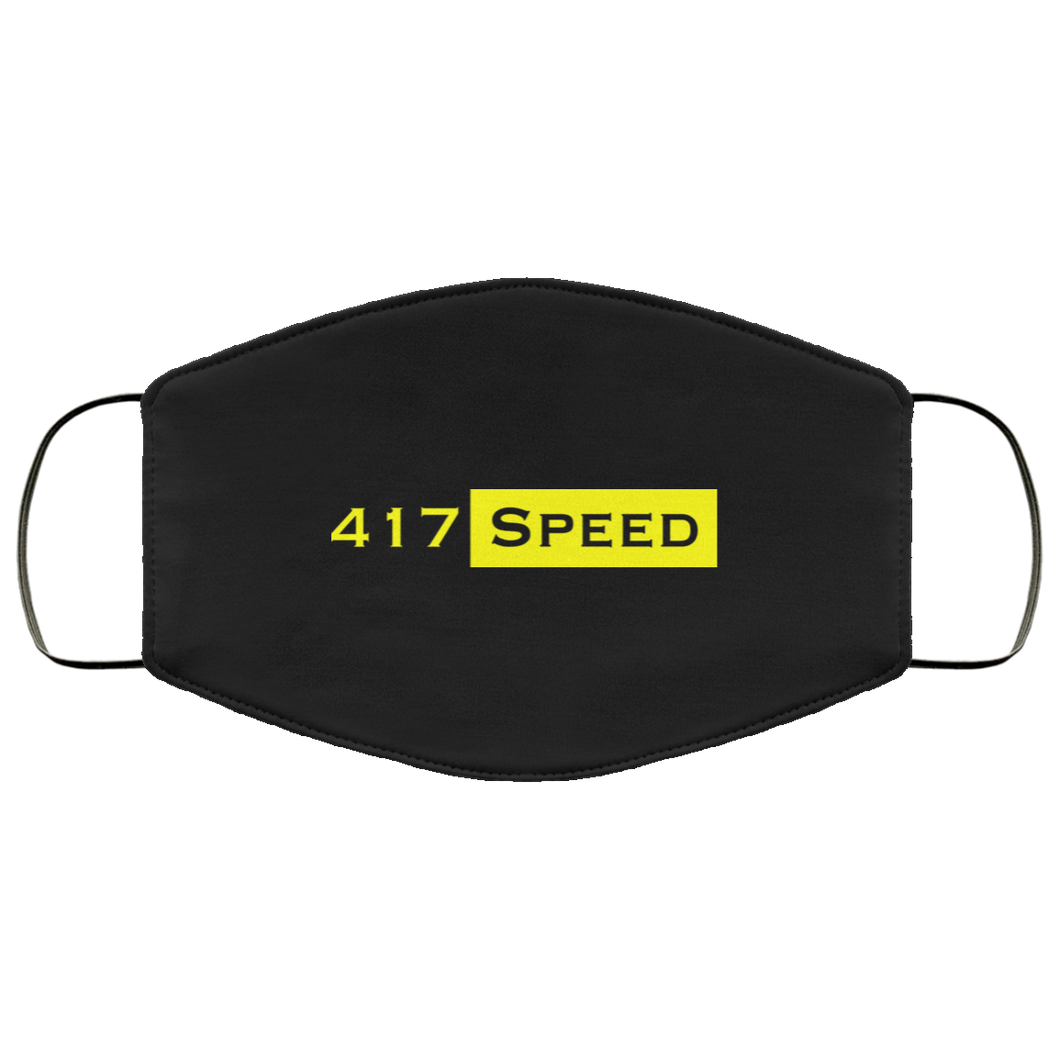 417 Speed Face Mask