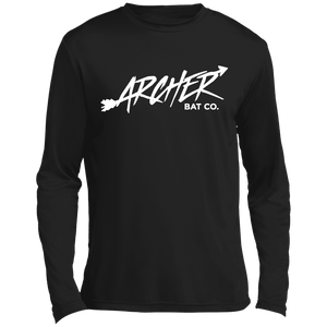 Archer Bat Co Long sleeve Moisture Absorbing T-Shirt