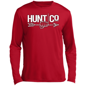 HuntCo Long sleeve Moisture Absorbing T-Shirt