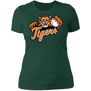 Stockbridge Tigers Ladies' Boyfriend T-Shirt