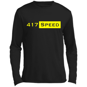 417 Speed Long sleeve Moisture Absorbing T-Shirt