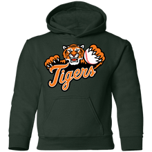 Load image into Gallery viewer, Stockbridge Tigers Youth Pullover Hoodie