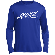 Load image into Gallery viewer, Archer Bat Co Long sleeve Moisture Absorbing T-Shirt
