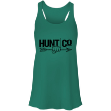 Load image into Gallery viewer, HuntCo Flowy Racerback Tank