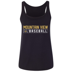 MV Bears Bar Logo Ladies' Relaxed Jersey Tank