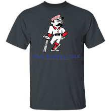 Load image into Gallery viewer, Real Baseball Talk  Youth  100% Cotton T-Shirt