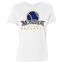 Load image into Gallery viewer, Montreat College Ladies' Relaxed Jersey Short-Sleeve T-Shirt