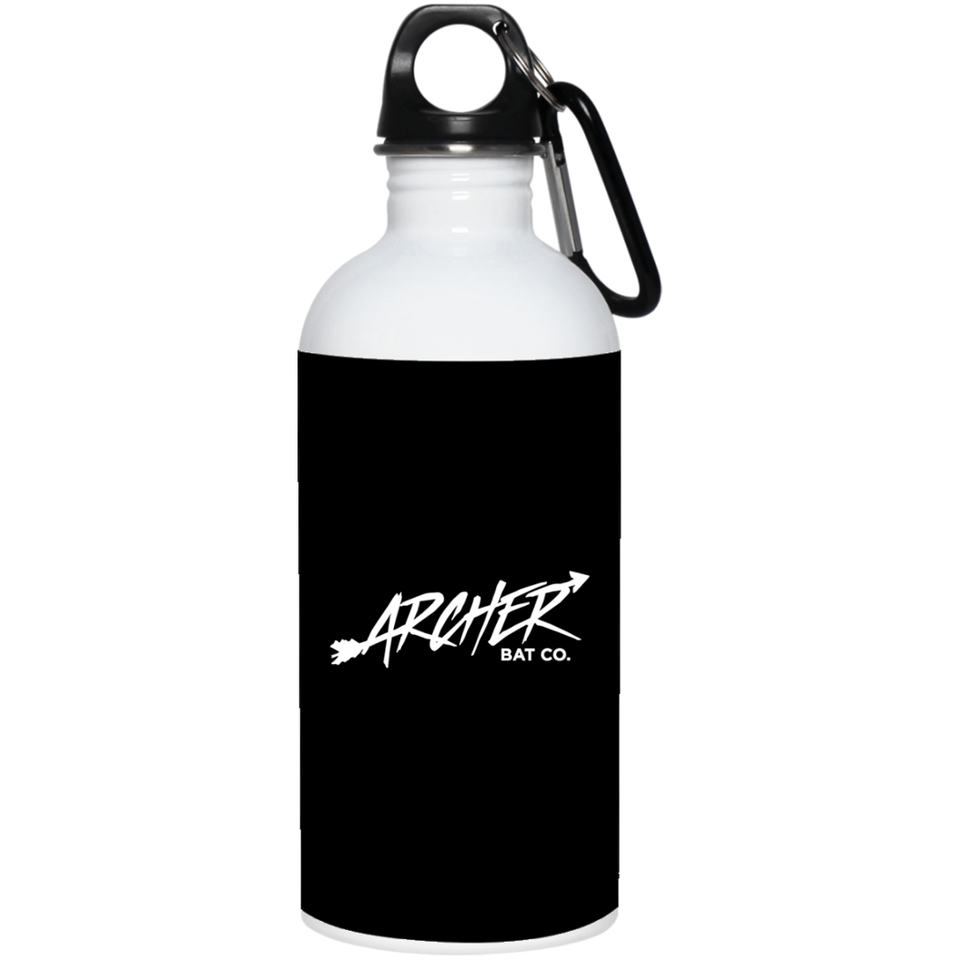 Archer Bat Co 20 oz. Stainless Steel Water Bottle