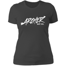Load image into Gallery viewer, Archer Bat Co Ladies' Boyfriend T-Shirt