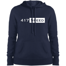 Load image into Gallery viewer, 417 Speed Ladies' Pullover Hooded Sweatshirt