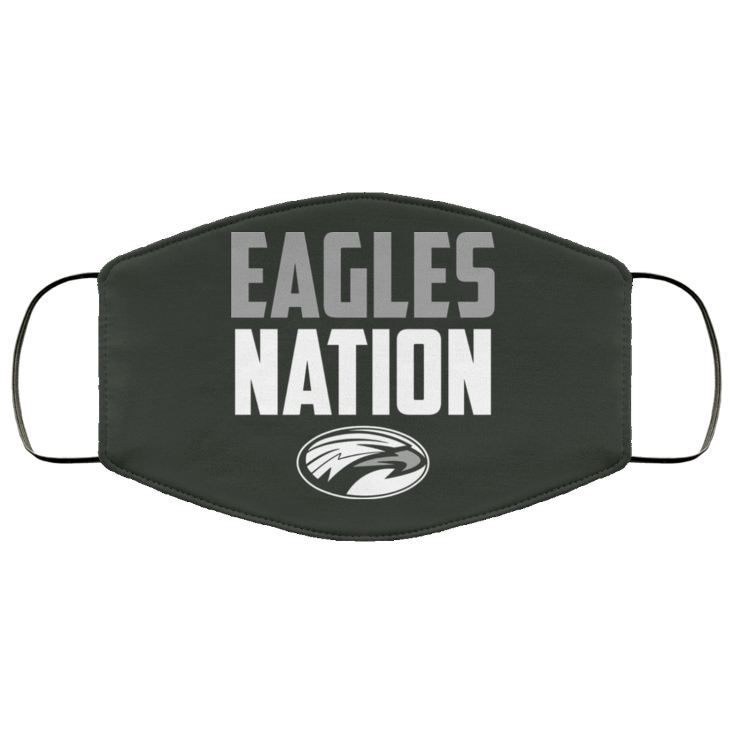 Eagles Nation  Face Mask