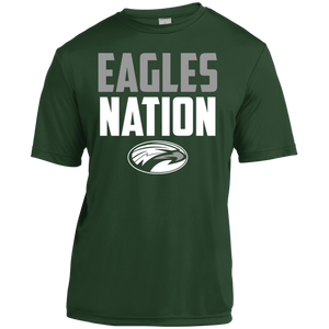 Eagles Nation Youth Moisture-Wicking T-Shirt