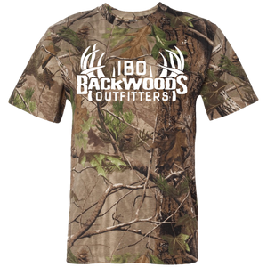 Illinois Backwoods Outfitters Short Sleeve Camouflage T-Shirt