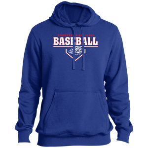 Lions Travel Ball Plate Logo Pullover Hoodie