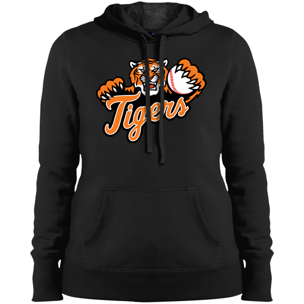 Stockbridge Tigers Ladies' Pullover Hooded Sweatshirt