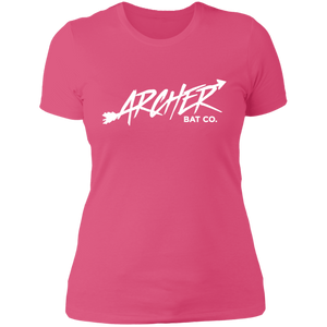 Archer Bat Co Ladies' Boyfriend T-Shirt