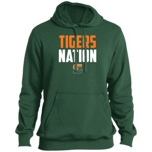 Tigers Nation Pullover Hoodie