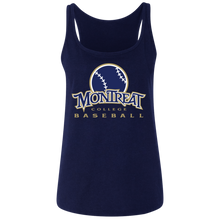 Load image into Gallery viewer, Montreat College Ladies' Relaxed Jersey Tank