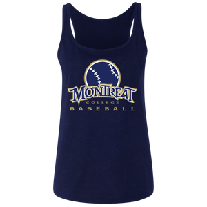 Montreat College Ladies' Relaxed Jersey Tank