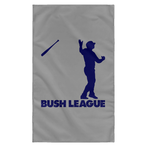Bat Flip Sublimated Wall Flag