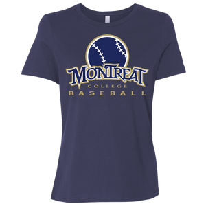 Montreat College Ladies' Relaxed Jersey Short-Sleeve T-Shirt