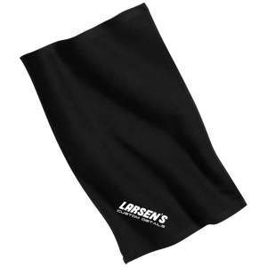 Larsen's Custom Details Rally Towel