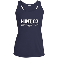 Load image into Gallery viewer, HuntCo Ladies' Racerback Moisture Wicking Tank