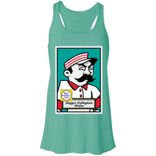 Load image into Gallery viewer, Slugger McGee Flowy Racerback Tank